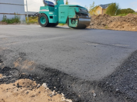 Дорожно-строительные работы, Сергиев Посад