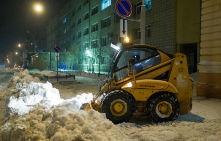 Чистка от снега Сергиев Посад