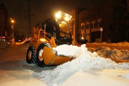 Уборка снега Сергиев Посад